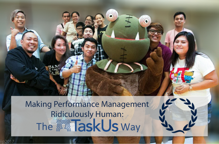 Making Performance Management Ridiculously Human