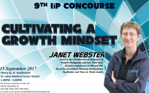 growth mindset, 9th IIP PH Concourse